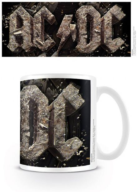 AC/DC Rock Or Bust Ceramic Mug